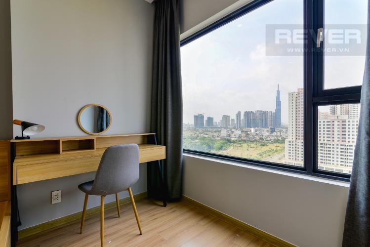 View Phòng Ngủ 2 Cho thuê căn hộ New City Thủ Thiêm 2PN 2WC, hướng Tây Bắc, view công viên