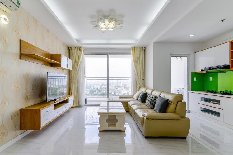 Căn hộ Tropic Garden 3 phòng ngủ tầng cao A1 hướng Tây Nam
