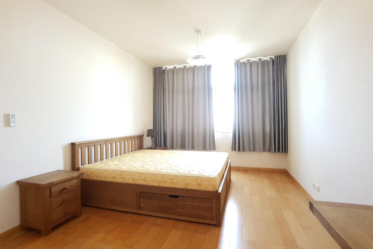 Masteri bedroom Bán hoặc cho thuê căn hộ The Vista An Phú 2PN, tháp T4, đầy đủ nội thất, view sông thoáng mát