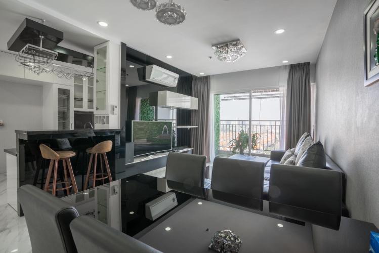 Bán căn hộ Sunrise City 3PN, tầng thấp, diện tích 110m2, sổ hồng, không có nội thất