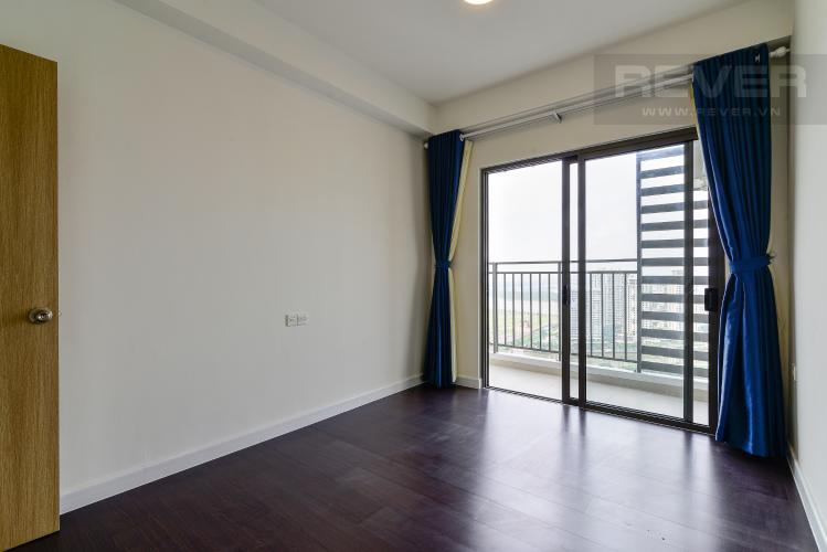 Phòng Ngủ 2 Cho thuê căn hộ The Sun Avenue 3PN, tầng cao, nội thất cơ bản, view sông thoáng mát