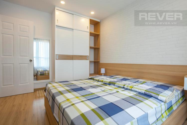 Phòng Ngủ Căn hộ Vista Verde 1 phòng ngủ tầng trung T1 nội thất đầy đủ