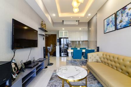 Cho thuê căn hộ Masteri An Phú 2PN, tháp B, đầy đủ nội thất, thiết kế sang trọng