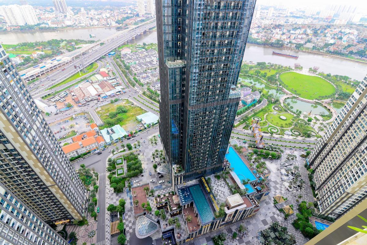 2589d96c84387d662429 Bán căn hộ Vinhomes Central Park 3PN, đầy đủ nội thất, view sông và nội khu