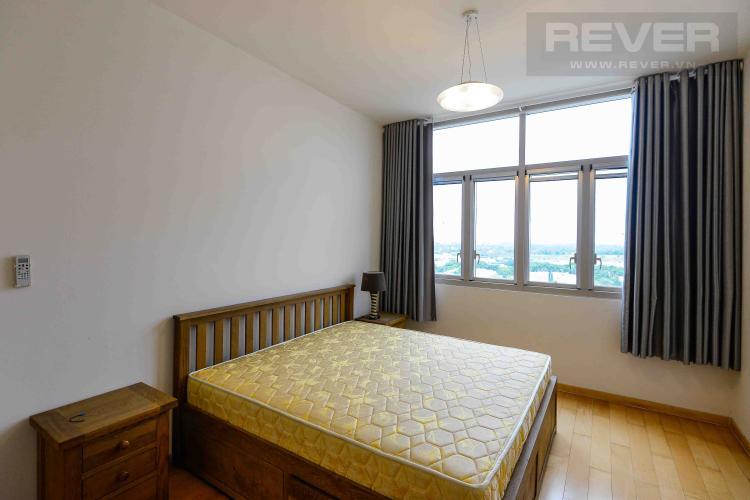 Phòng Ngủ 2 Bán căn hộ The Vista An Phú 2PN, tầng thấp, tháp T4, diện tích 102m2, đầy đủ nội thất