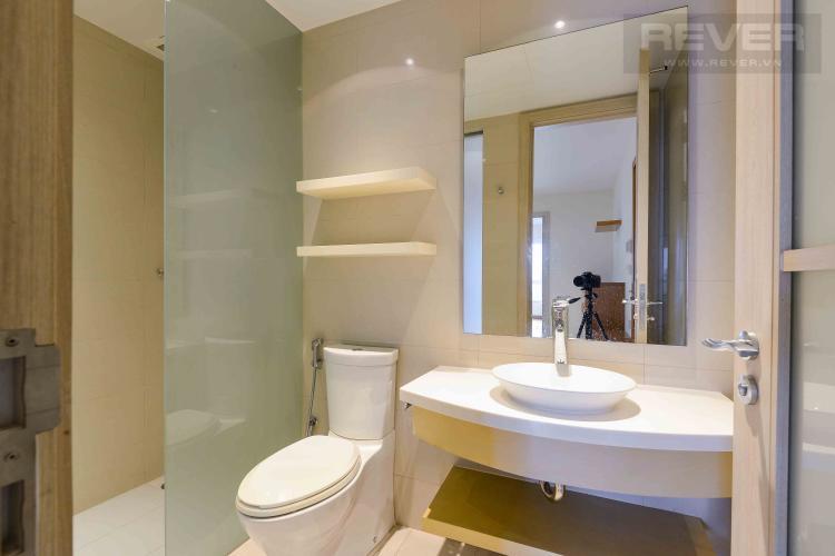 Toilet 1 Cho thuê căn hộ Diamond Island - Đảo Kim Cương 2PN, tháp Brilliant, đầy đủ nội thất, view trực diện sông.