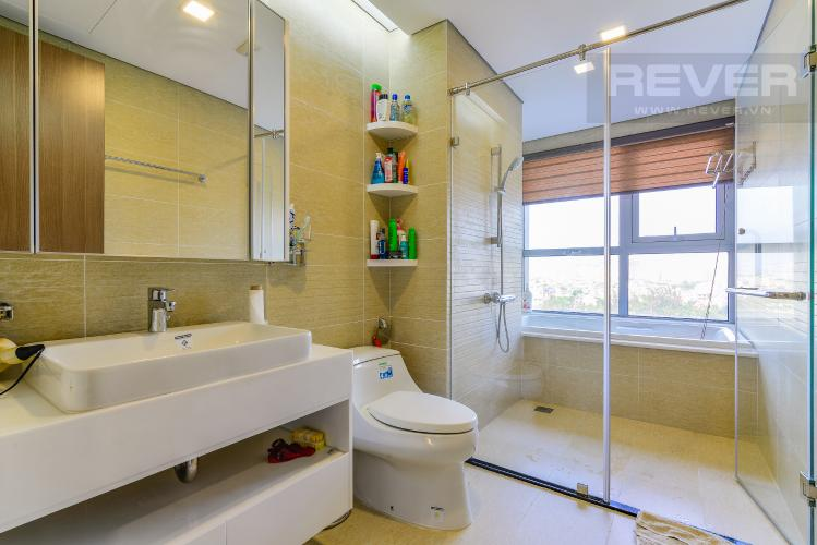 Phòng Tắm 3 Căn hộ Vinhomes Central Park 4 phòng ngủ tầng thấp P2 view sông