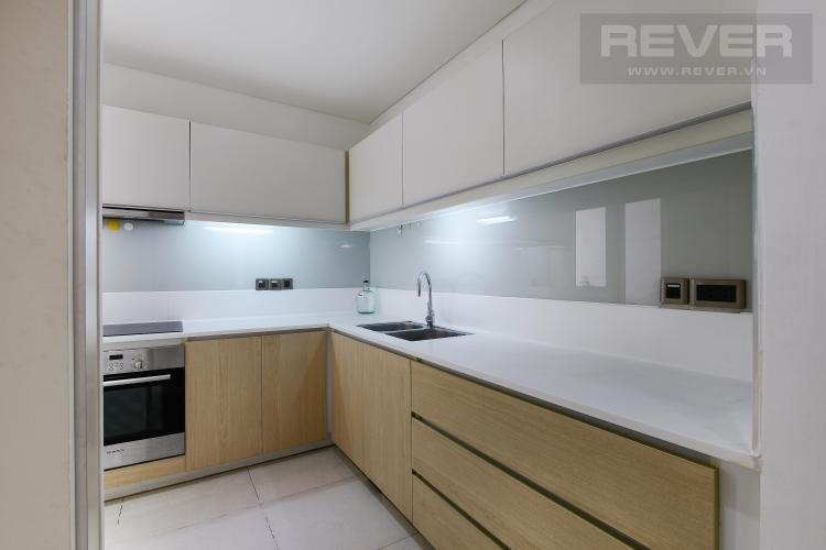 Bếp Căn hộ The Estella Residence tầng cao, 3PN, nội thất đầy đủ, view hồ bơi