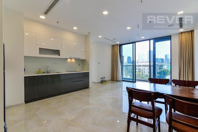 Bán căn hộ Vinhomes Golden River 72m2, 2PN 2WC, view hồ bơi nội khu