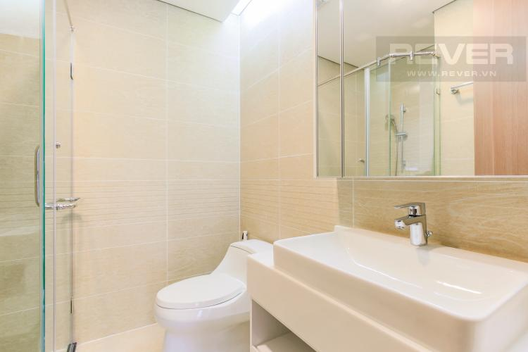 Phòng Tắm 1 Căn hộ Vinhomes Central Park tầng thấp Park 2, 3 phòng ngủ, view sông
