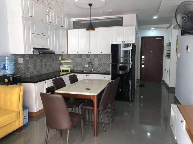 Cho thuê căn hộ The Gold View 2 phòng ngủ, tháp A, diện tích 65m2