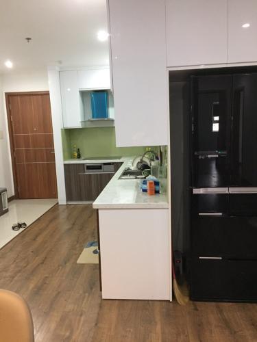 Phòng bếp căn hộ Cityland Park Hills, Gò Vấp Căn hộ Cityland Park Hills nội thất đầy đủ, có ban công rộng.