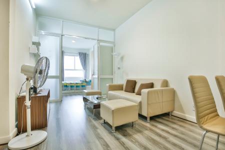Căn hộ Lexington Residence tầng trung LC 1 phòng ngủ đầy đủ nội thất