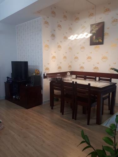 Phòng ăn chung cư Lê Thành, Bình Tân Căn hộ chung cư Lê Thành tầng trung, hướng Đông Nam.