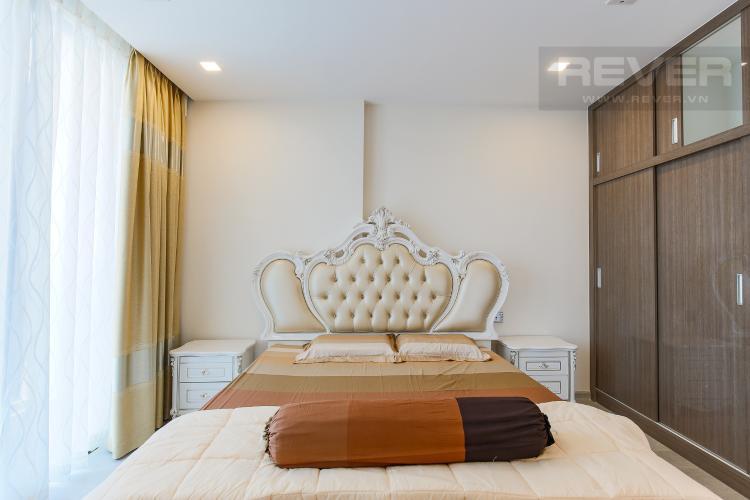 Phòng Ngủ 1 Căn hộ Vinhomes Golden River 3 phòng ngủ tầng cao Aqua 4 view sông