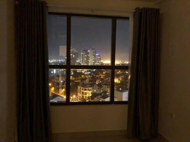 View The Sun Avenue Căn hộ The Sun Avenue tầng cao, ban công thoáng mát view thành phố.