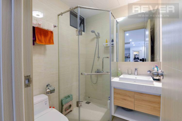 Toilet Bán căn hộ New City Thủ Thiêm 3 phòng ngủ, hướng Đông Nam tháp Babylon, đầy đủ nội thất
