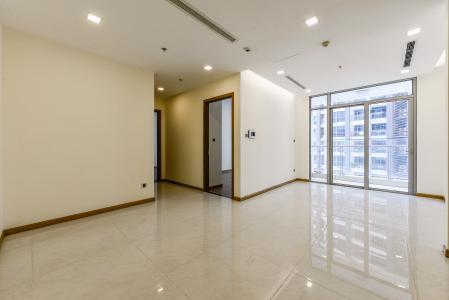 Căn hộ Vinhomes Central Park 2 phòng ngủ tầng trung P2 view nội khu