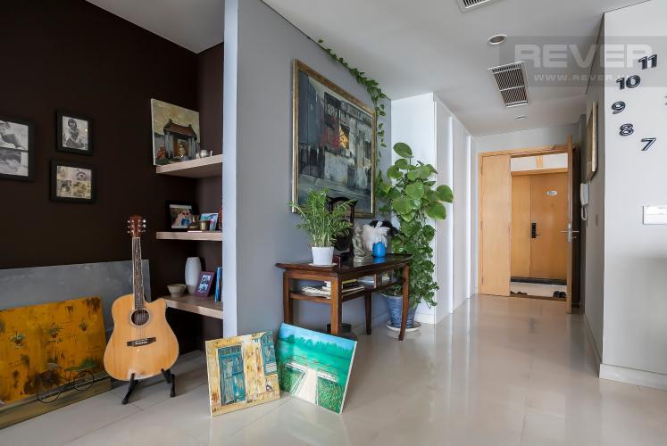 Tổng Quan Căn hộ Estella Residence 3 phòng ngủ tầng thấp view hồ bơi