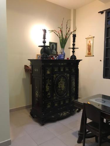 Phòng thờ nhà phố Quận 9 Bán nhà đường Nguyễn Duy Trinh, Quận 9, thổ cư 85m2, cách chợ Long Trường 700m