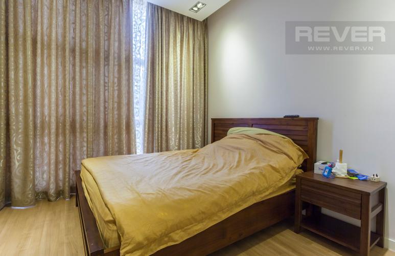 Phòng ngủ Căn hộ Estella An Phú tầng cao 2 phòng ngủ, đầy đủ tiện nghi