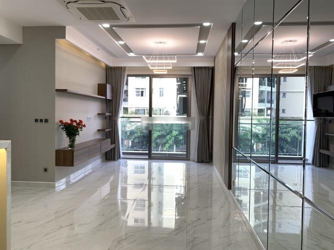 Căn hộ Phú Mỹ Hưng Midtown đầy đủ nội thất, view nội khu mát mẻ.