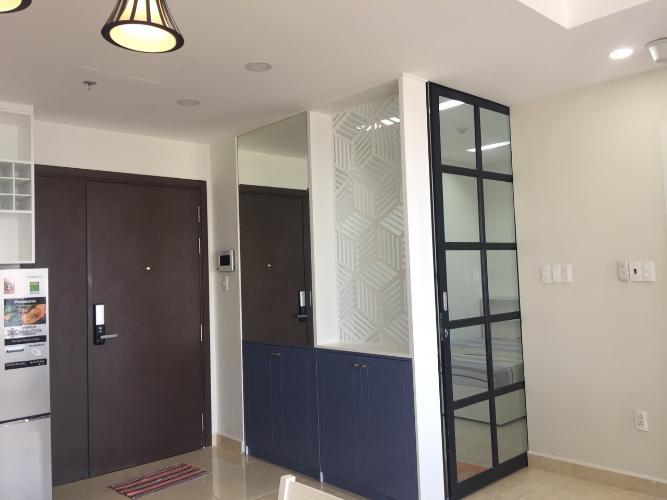 Lobby căn hộ RiverGate Residence Cho thuê căn hộ RiverGate Residence 1PN, tháp A, đầy đủ nội thất, view thoáng
