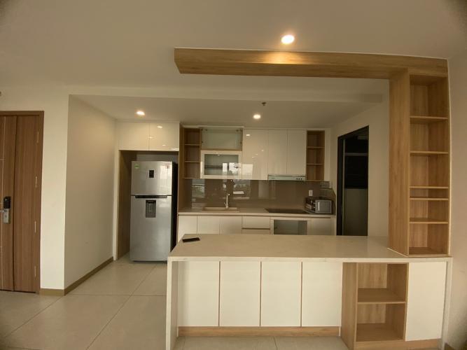 Phòng bếp căn hộ New City Thủ Thiêm, Quận 2 Căn hộ tầng trung New City Thủ Thiêm nội thất đầy đủ, view sông.