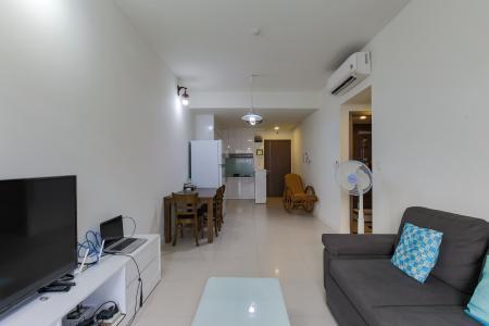 Cho thuê căn hộ Lexington Residence 2PN, tầng cao, tháp LC, đầy đủ nội thất