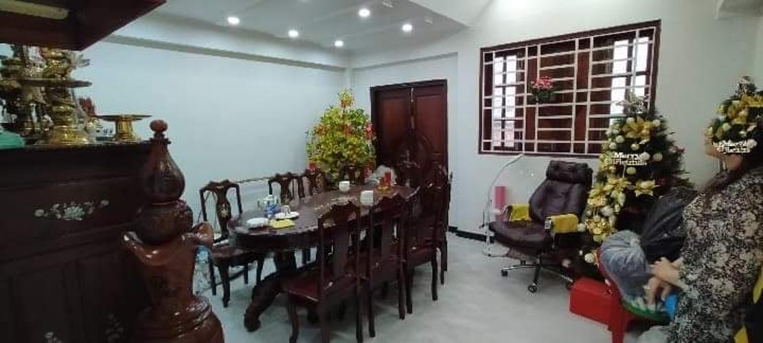 Phòng bếp Nhà phố hướng Bắc, mặt tiền đường lớn, thích hợp kinh doanh.