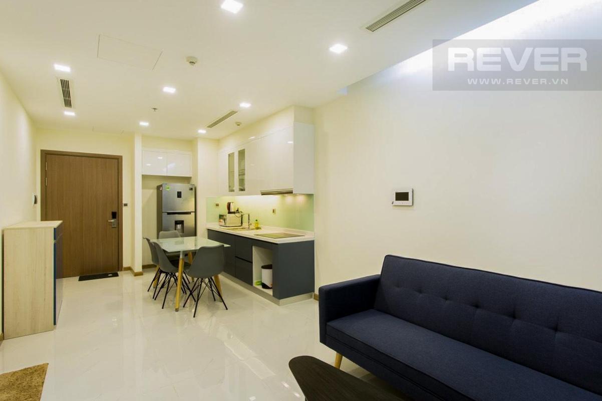 9120e88a100ef650af1f Bán căn hộ Vinhomes Central Park 1PN, tháp Park 7, đầy đủ nội thất, view nội khu yên tĩnh