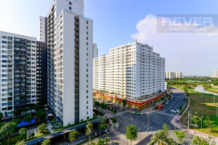View Bán hoặc cho thuê căn hộ New City Thủ Thiêm 1PN tầng trung tháp Bali, view nội khu đẹp