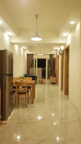 Phòng ăn căn hộ HOMYLAND 2 Cho thuê căn hộ 2 phòng ngủ Homyland 2, tầng 12, diện tích 69m2, đầy đủ nội thất