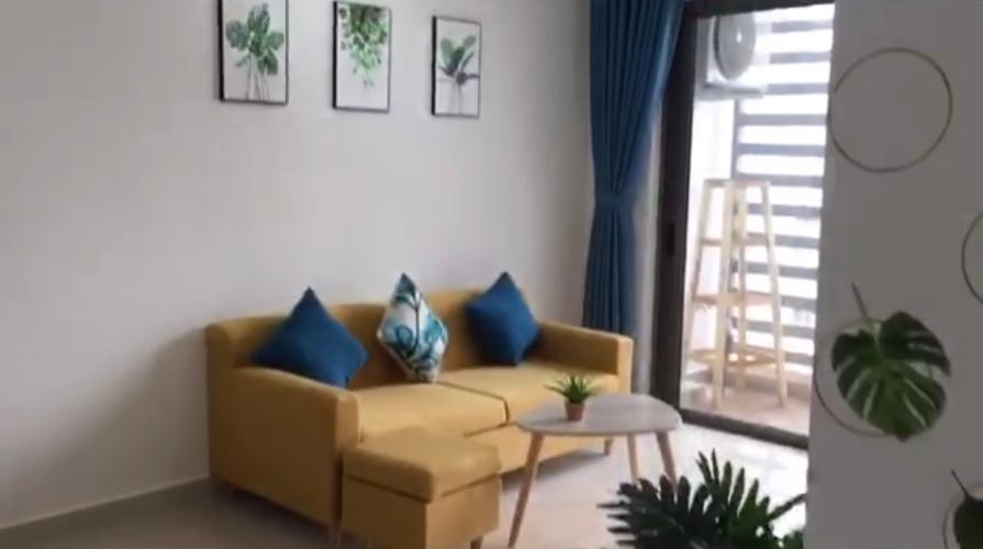 Cho thuê căn hộ tầng trung The Sun Avenue, nội thất đầy đủ