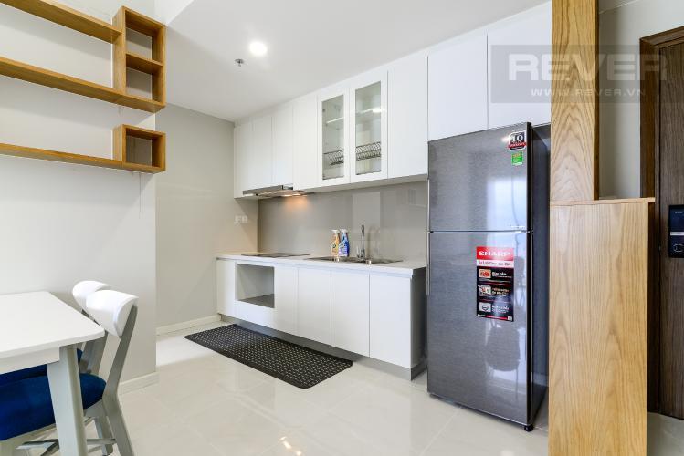 Bếp Cho thuê căn hộ Masteri An Phú, tháp A, diện tích 70m2, đầy đủ nội thất, view sông thoáng đãng
