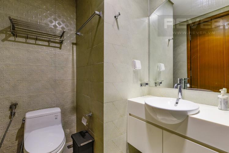 Phòng tắm 2 Căn hộ Vinhomes Central Park 3 phòng ngủ tầng cao Landmark 3
