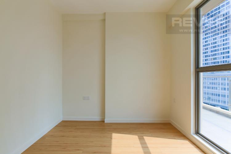Phòng Ngủ 1 Cho thuê căn hộ Masteri Millennium tầng trung, 2PN, có ban công