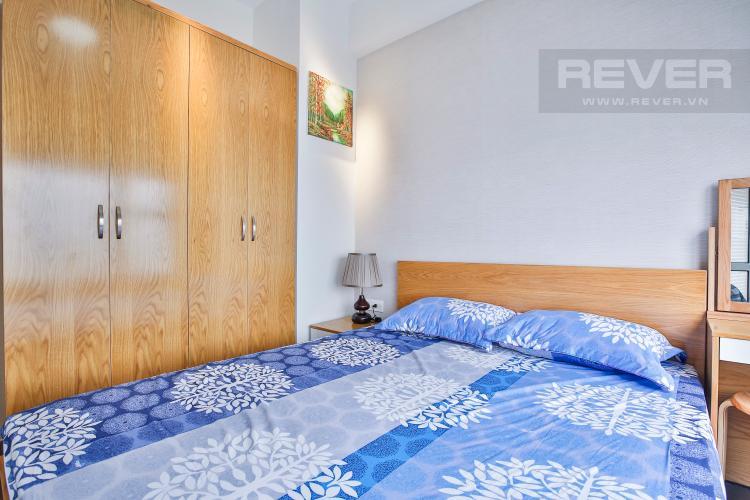 Phòng Ngủ 2 Căn hộ RiverGate Residence 2 phòng ngủ tầng cao tháp A view sông