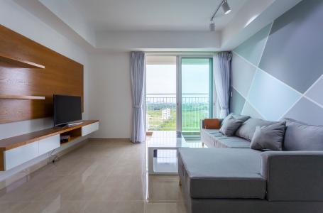 Căn hộ The Krista tầng cao 3 phòng ngủ đầy đủ nội thất