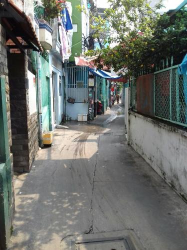 Bán nhà phố Đoàn Văn Bơ, phường 16, quận 4. Diện tích đất 39m2 và diện tích sử dụng 46.5m2