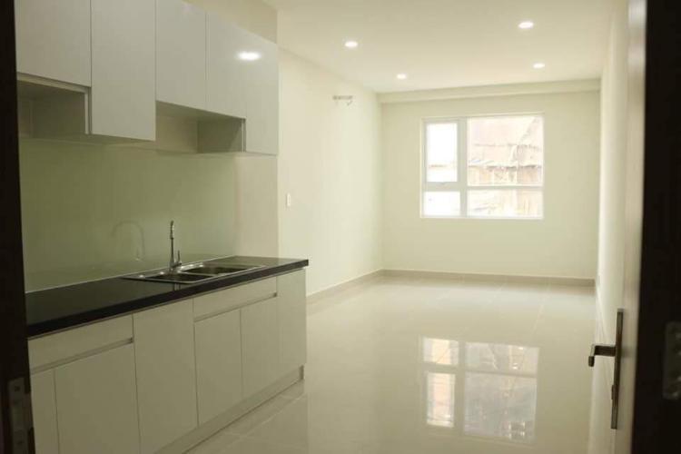 Phòng bếp căn hộ Topaz Elite quận 8 Căn hộ tầng cao Topaz Elite ban công hướng Đông Nam, bàn giao không nội thất