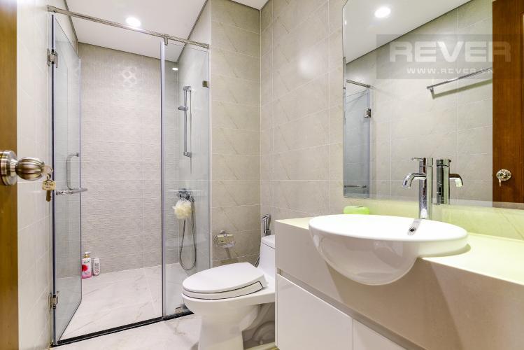 Phòng Tắm Căn hộ Vinhomes Central Park 1 phòng ngủ tầng cao L5 đầy đủ nội thất