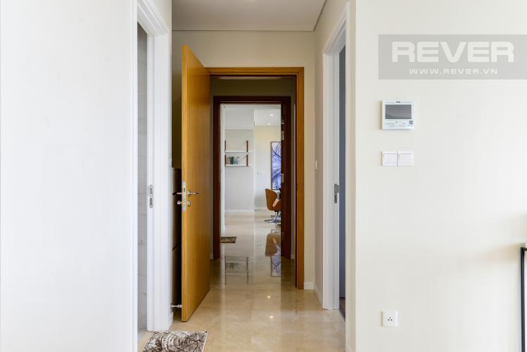 Lối Đi Chung Cho thuê căn hộ Diamond Island - Đảo Kim Cương 3PN, tầng cao, đầy đủ nội thất, view sông yên tĩnh