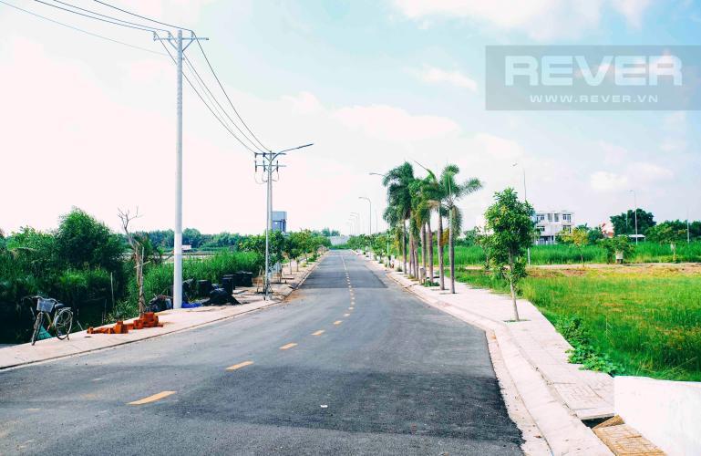 Đường Bán 680 m2 đất hai mặt tiền, ven sông, vuông vức ở Đào Sư Tích, Phước Kiển, Nhà Bè