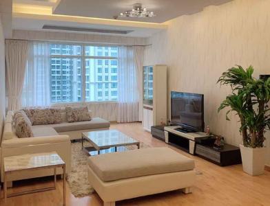 Bán căn hộ Saigon Pearl 3 phòng ngủ, tháp Ruby 2, đầy đủ nội thất, căn góc view sông