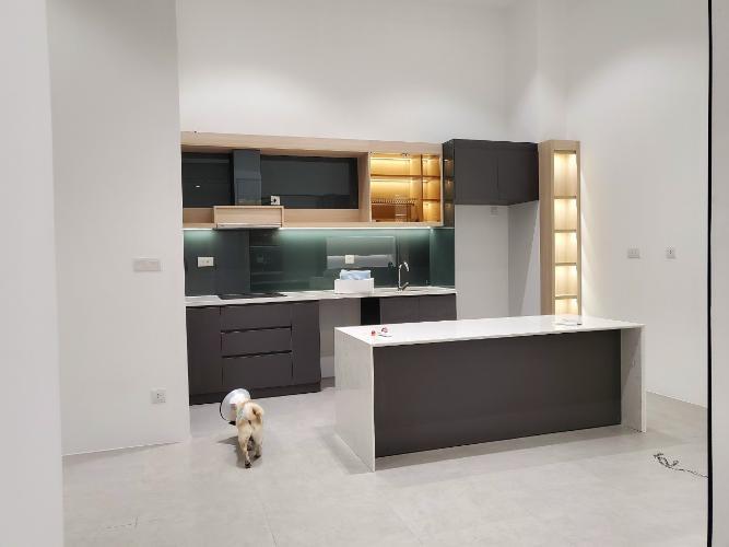 Phòng bếp căn hộ Palm Heights Căn hộ tầng trệt Palm Heights đầy đủ nội thất, 2 phòng ngủ.