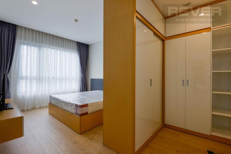 Phòng Ngủ 2 Cho thuê căn hộ Diamond Island - Đảo Kim Cương, tháp Maldives, đầy đủ nội thất, view hồ bơi