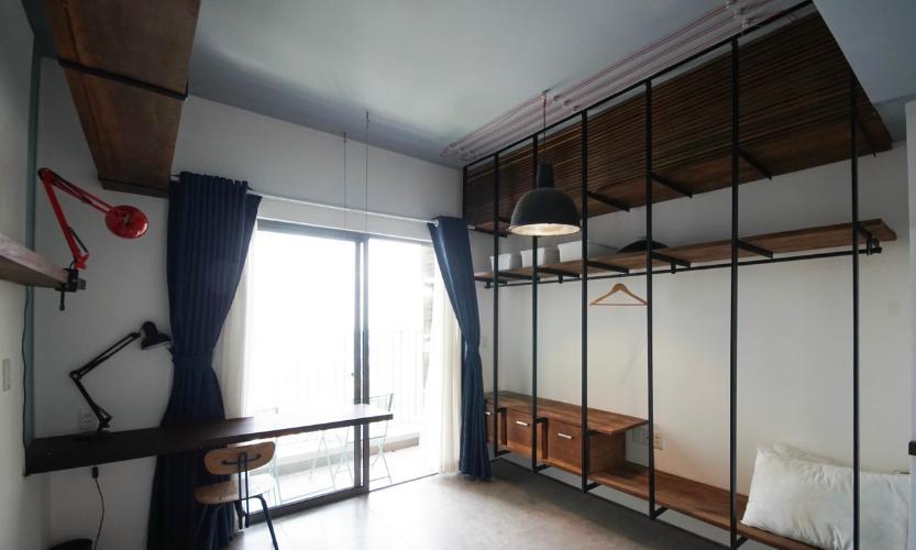 Phòng ngủ Masteri Thảo Điền Quận 2 Căn hộ Masteri Thảo Điền view sông, nội thất đầy đủ.