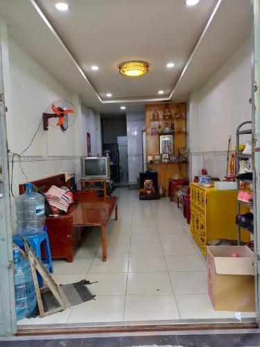 Bán nhà hẻm Nguyễn Biểu, cách Cầu Chữ Y 100m, sổ hồng đầy đủ.