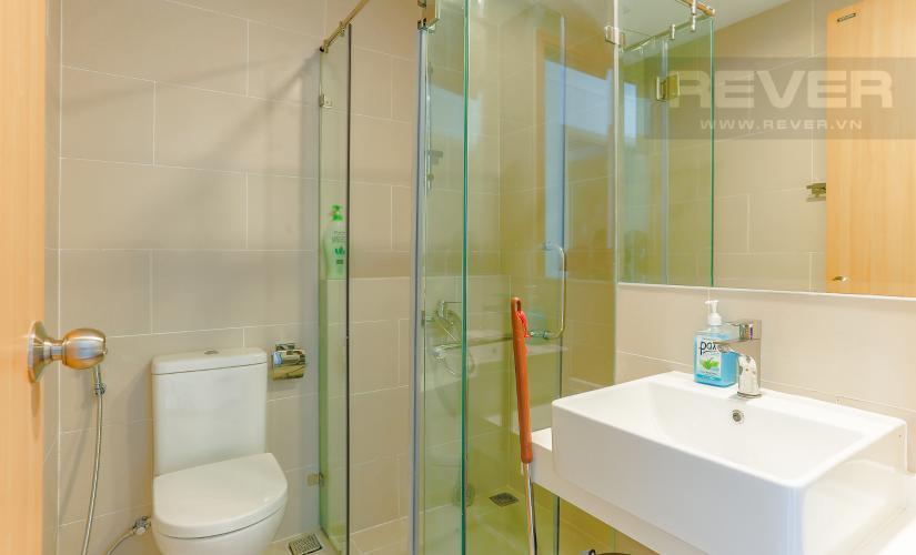 Phòng Tắm 1 Căn hộ An gia Skyline tầng cao, 2 phòng ngủ, full nội thất